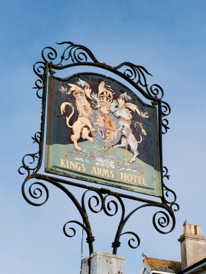 King's Arms, Christchurch